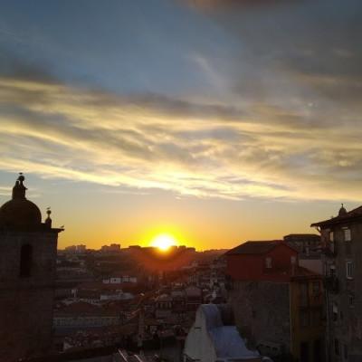 Sonnenunergang